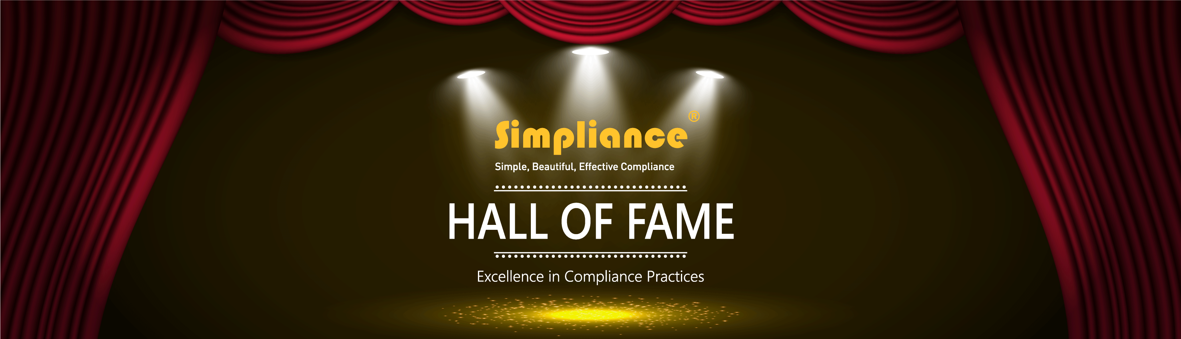 Simpliance hall of fame